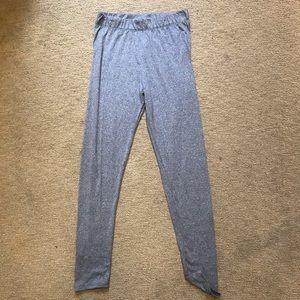 Pants - Gray Leggings